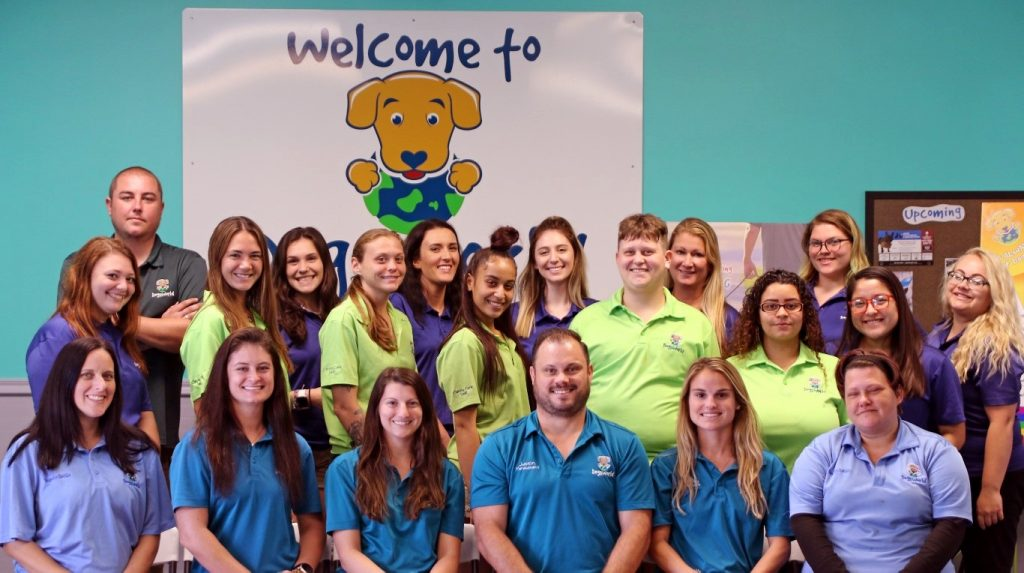 DogsWorld Resort Staff